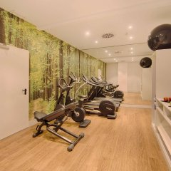 Отель NH Torino Centro фитнесс-зал