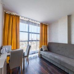 "Апартаменты ""Салют Плюс"" комната для гостей фото 5"