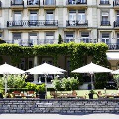 VICTORIA-JUNGFRAU Grand Hotel & Spa пляж
