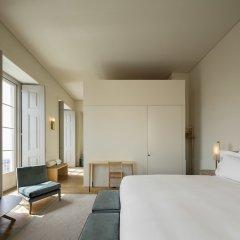 Отель Verride Palácio Santa Catarina комната для гостей фото 2