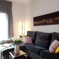 Апартаменты Catedral Bas Apartments Барселона комната для гостей фото 5