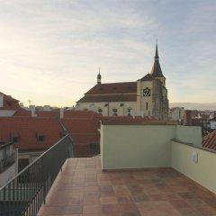 Отель Residence Karlova Прага балкон
