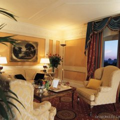 Hotel Splendide Royal Рим интерьер отеля