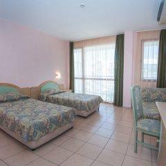 Отель Longozа Hotel - Все включено Болгария, Солнечный берег - отзывы, цены и фото номеров - забронировать отель Longozа Hotel - Все включено онлайн комната для гостей