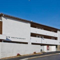 Отель Restaurant Santiago Франция, Хендее - отзывы, цены и фото номеров - забронировать отель Restaurant Santiago онлайн вид на фасад