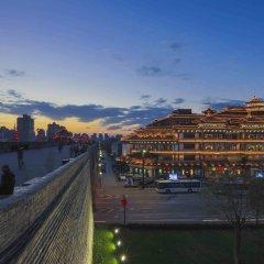 Отель Hongrui Business Hotel Xi'an Airport Китай, Сяньян - отзывы, цены и фото номеров - забронировать отель Hongrui Business Hotel Xi'an Airport онлайн фото 2