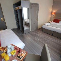 Отель The Originals des Orangers Cannes (ex Inter-Hotel) Франция, Канны - отзывы, цены и фото номеров - забронировать отель The Originals des Orangers Cannes (ex Inter-Hotel) онлайн комната для гостей фото 4