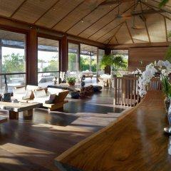 Отель COMO Parrot Cay гостиничный бар