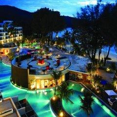 Отель Hard Rock Hotel Penang Малайзия, Пенанг - отзывы, цены и фото номеров - забронировать отель Hard Rock Hotel Penang онлайн бассейн фото 2