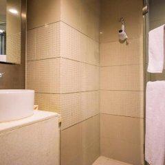 Отель Motel Shanghai West Gaoke Road New International Expo Centre ванная