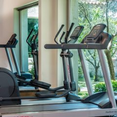 Отель Kairaba Alacati Beach Resort Чешме фитнесс-зал фото 2