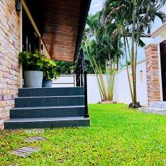 Отель Thai Family Rawai Pool Villa
