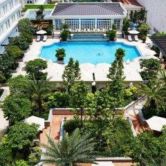 Отель Park Hyatt Saigon Вьетнам, Хошимин - отзывы, цены и фото номеров - забронировать отель Park Hyatt Saigon онлайн бассейн