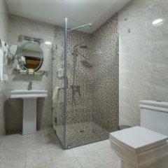 Отель Daniel Hill Hotel Узбекистан, Ташкент - отзывы, цены и фото номеров - забронировать отель Daniel Hill Hotel онлайн ванная фото 2