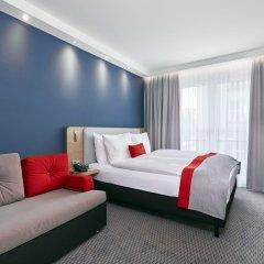 Отель Holiday Inn Express Berlin - Alexanderplatz Германия, Берлин - 3 отзыва об отеле, цены и фото номеров - забронировать отель Holiday Inn Express Berlin - Alexanderplatz онлайн комната для гостей