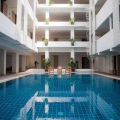 Trang Hotel Bangkok спортивное сооружение