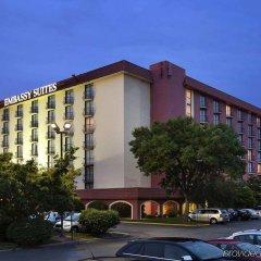 Отель Embassy Suites Bloomington Блумингтон парковка