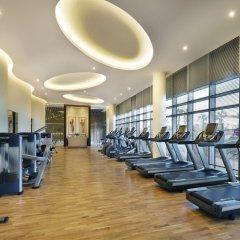 Marriott Hotel Al Forsan, Abu Dhabi фитнесс-зал фото 2