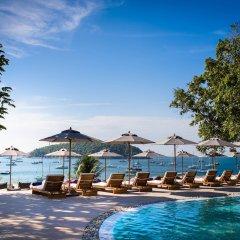 Отель The Nai Harn Phuket Пхукет бассейн