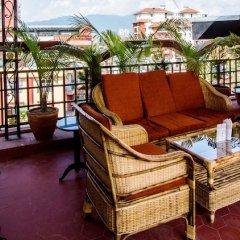 Отель Tibet Непал, Катманду - отзывы, цены и фото номеров - забронировать отель Tibet онлайн балкон
