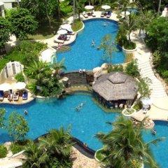Отель Horizon Karon Beach Resort And Spa Пхукет с домашними животными