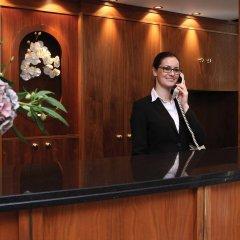 BEST WESTERN PLUS - The Delmere Hotel интерьер отеля