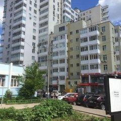 Гостиница Как дома, квартира на ул. Тимирязева дом 35 парковка
