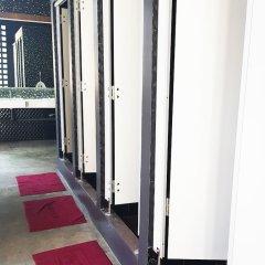 Отель Cloud On Saladaeng Бангкок фитнесс-зал