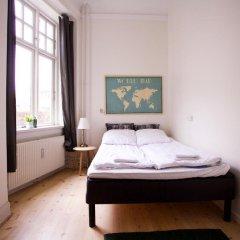 Отель SimpleBed Hostel Дания, Орхус - отзывы, цены и фото номеров - забронировать отель SimpleBed Hostel онлайн комната для гостей фото 2