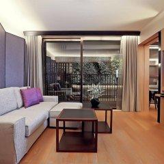 Отель Arcadia Suites Bangkok Бангкок комната для гостей фото 5