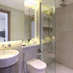 Отель Oakwood Studios Singapore Сингапур, Сингапур - отзывы, цены и фото номеров - забронировать отель Oakwood Studios Singapore онлайн ванная