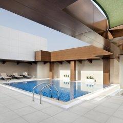 Отель Hyatt Place Dubai Baniyas Square бассейн фото 3