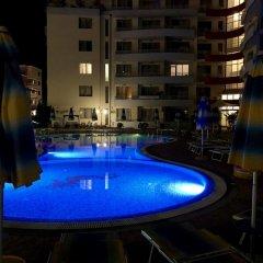 Отель Central Plaza Studio Болгария, Солнечный берег - отзывы, цены и фото номеров - забронировать отель Central Plaza Studio онлайн бассейн
