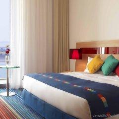 Отель Park Inn by Radisson, Abu Dhabi Yas Island комната для гостей