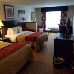 Отель Comfort Inn Farmington комната для гостей