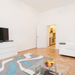 Отель Royal Resort Apartments Blattgasse Австрия, Вена - 1 отзыв об отеле, цены и фото номеров - забронировать отель Royal Resort Apartments Blattgasse онлайн комната для гостей фото 5