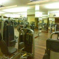Отель SIMPLON Бавено фитнесс-зал
