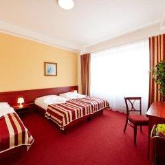 Отель Metropolitan Чехия, Прага - - забронировать отель Metropolitan, цены и фото номеров комната для гостей фото 4