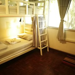 Hostel 16 Бангкок комната для гостей фото 3
