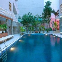 Luxury Nha Trang Hotel бассейн