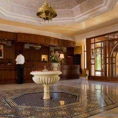 Отель Les Merinides Марокко, Фес - отзывы, цены и фото номеров - забронировать отель Les Merinides онлайн интерьер отеля фото 2