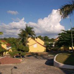 Отель Caribbean Sunset Resort парковка