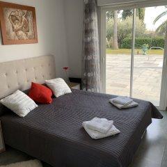 Отель Luxueuse et Confortable Villa sur Mer Франция, Ницца - отзывы, цены и фото номеров - забронировать отель Luxueuse et Confortable Villa sur Mer онлайн комната для гостей фото 2