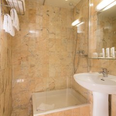 Отель Daunou Opera Франция, Париж - 4 отзыва об отеле, цены и фото номеров - забронировать отель Daunou Opera онлайн ванная фото 2