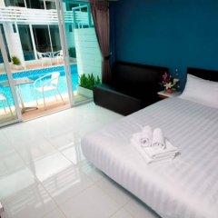 Отель Pool Villa @ Donmueang Таиланд, Бангкок - отзывы, цены и фото номеров - забронировать отель Pool Villa @ Donmueang онлайн комната для гостей фото 5