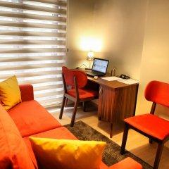 Отель Chakra Suites Levent удобства в номере фото 2