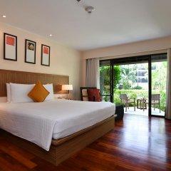 Отель Novotel Phuket Surin Beach Resort комната для гостей фото 3
