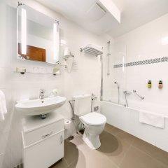 Отель Bellevue (ex.u Mesta Vidne) Чешский Крумлов ванная фото 2