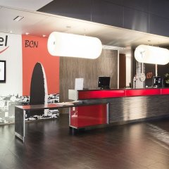 Отель ILUNION Barcelona фото 4