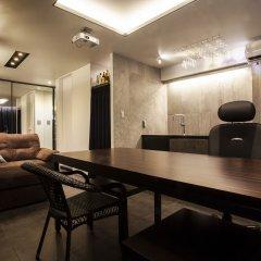 Pop @ Itaewon Boutique Guest House - Hostel Сеул интерьер отеля фото 3